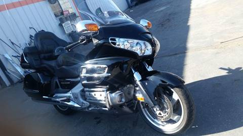 2004 Honda Goldwing for sale at Gus Auto Sales & Service in Gardena CA