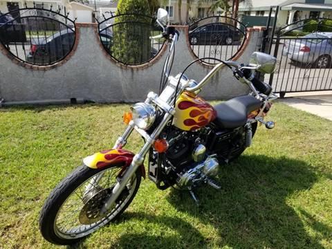 1997 HARLEY DAVIDSON XL1200C for sale at Gus Auto Sales & Service in Gardena CA