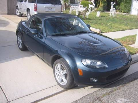 2006 Mazda MX-5 Miata for sale in Gardena, CA