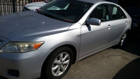2011 Toyota Camry LE for sale at Gus Auto Sales & Service in Gardena CA