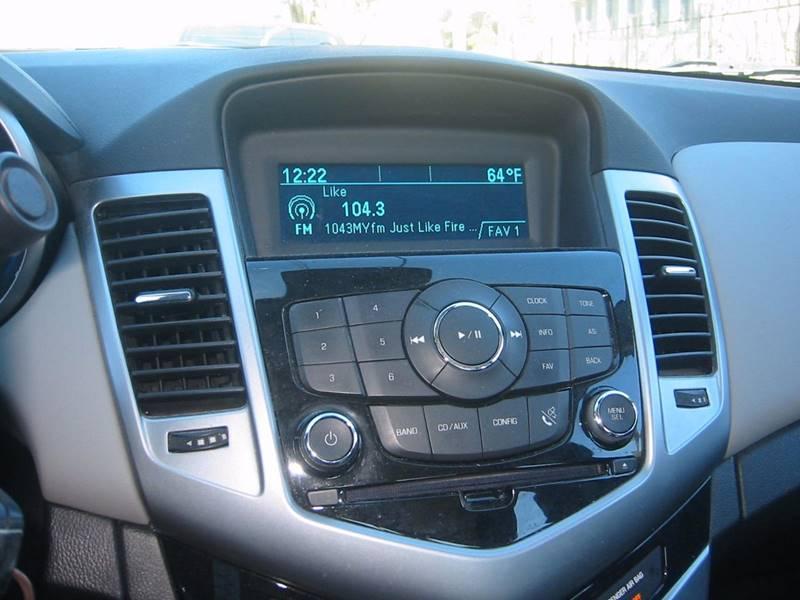 2014 Chevrolet Cruze LS Auto 4dr Sedan w/1SB - Gardena CA