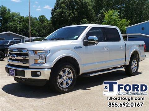 2015 Ford F-150 for sale in Ville Platte, LA