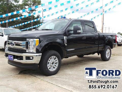 2017 Ford F-250 Super Duty for sale in Ville Platte LA