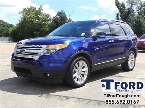 2013 Ford Explorer for sale in Ville Platte, LA
