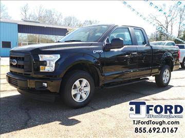 2017 Ford F-150 for sale in Ville Platte, LA