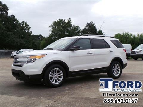 2013 Ford Explorer for sale in Ville Platte LA