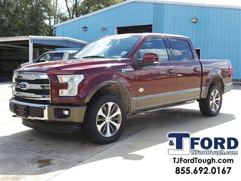 2015 Ford F-150 for sale in Ville Platte LA