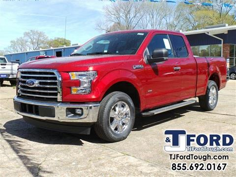 2017 Ford F-150 for sale in Ville Platte, LA