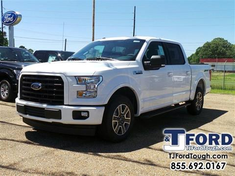 2017 Ford F-150 for sale in Ville Platte LA