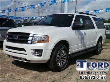 2017 Ford Expedition EL for sale in Ville Platte, LA