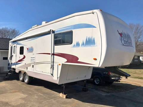 2005 Forest River Cardinal for sale in Hickory, NC