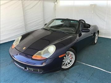 2002 Porsche Boxster for sale in Phoenix, AZ
