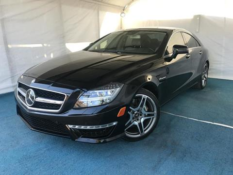 2012 Mercedes-Benz CLS for sale in Phoenix, AZ