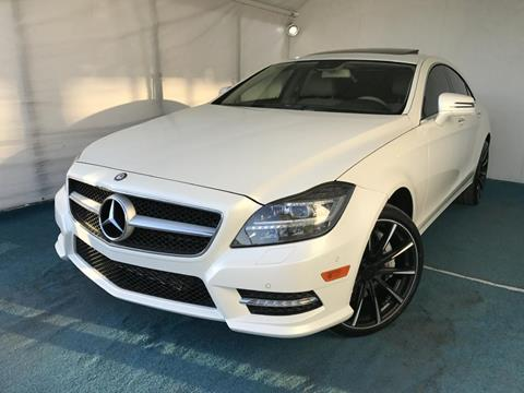 2013 Mercedes-Benz CLS for sale in Phoenix, AZ