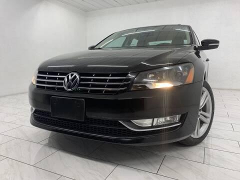 2013 Volkswagen Passat for sale in Phoenix, AZ