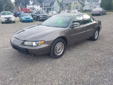 2000 Pontiac Grand Prix for sale in Plymouth, WI
