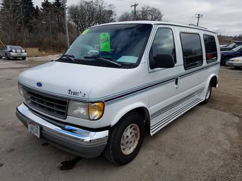 1993 Ford E 150 For Sale In Plymouth WI