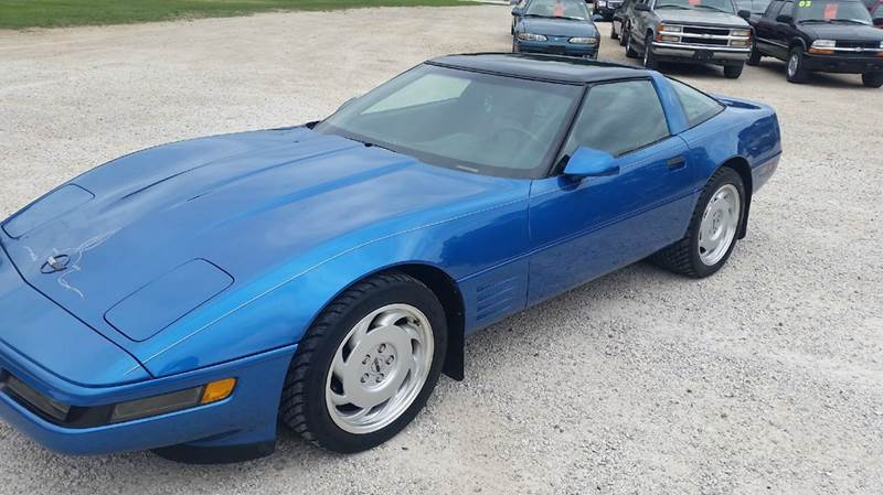 1991 Chevrolet Corvette for sale at JDL Automotive and Detailing in Plymouth WI