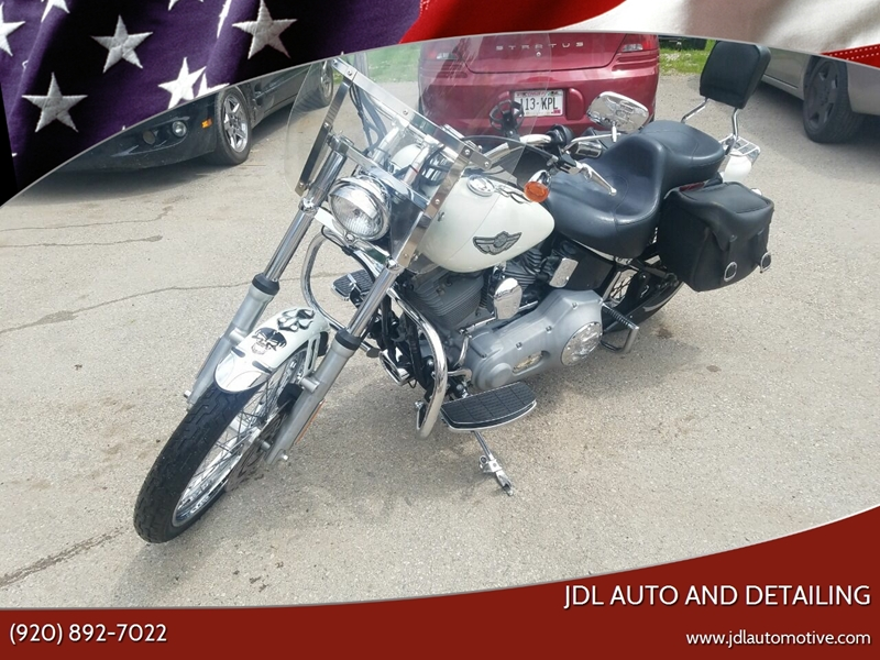 2003 Harley Davidson Fxst Softail Standard In Plymouth WI