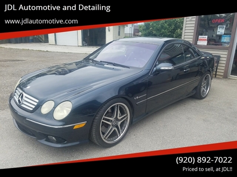 2003 Mercedes-Benz CL-Class for sale in Plymouth, WI