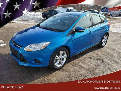 2013 Ford Focus SE for sale at JDL Automotive and Detailing in Plymouth WI