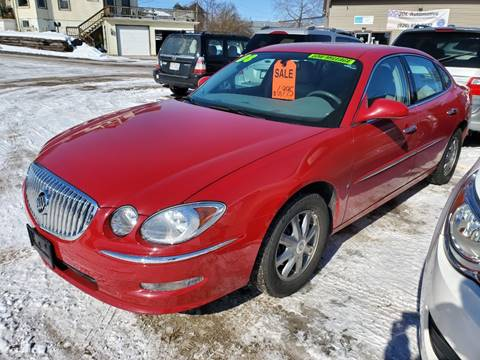 2008 Buick LaCrosse CXL for sale at JDL Automotive and Detailing in Plymouth WI
