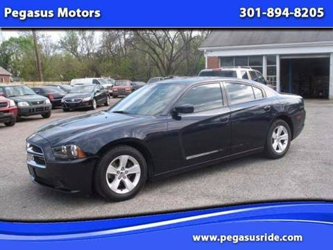 2012 Dodge Charger for sale in Oxon Hill MD