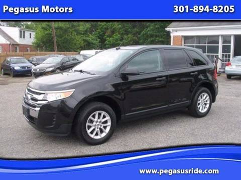 2013 Ford Edge for sale in Oxon Hill, MD