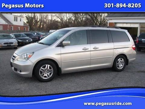 2005 Honda Odyssey for sale in Oxon Hill MD