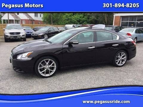 2010 Nissan Maxima for sale in Oxon Hill, MD