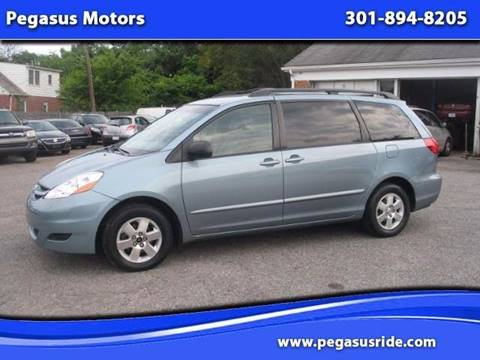 2006 Toyota Sienna for sale in Oxon Hill MD
