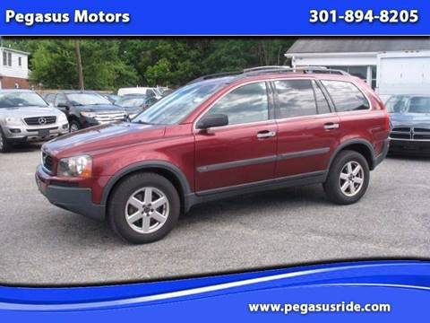 2004 Volvo XC90 for sale in Oxon Hill, MD