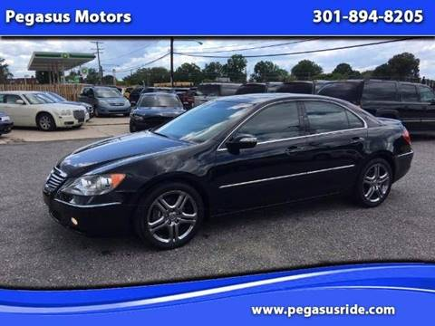 2007 Acura RL for sale in Oxon Hill MD
