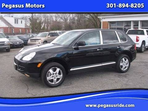 2004 Porsche Cayenne for sale in Oxon Hill MD