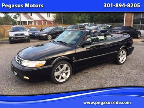 2003 Saab 9-3 for sale in Oxon Hill, MD