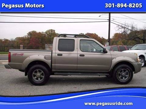 2004 Nissan Frontier for sale in Oxon Hill, MD