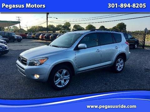2006 Toyota RAV4 for sale in Oxon Hill, MD