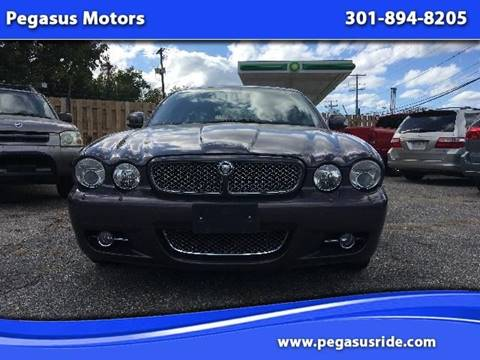 2008 Jaguar XJ-Series for sale in Oxon Hill, MD