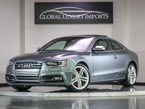 2014 Audi S5 for sale in Burr Ridge, IL