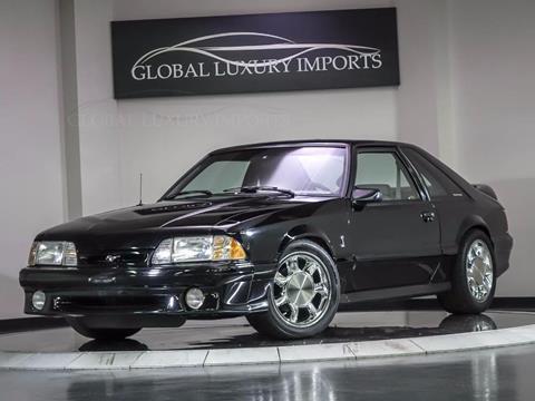 1993 Ford Mustang SVT Cobra for sale in Burr Ridge, IL
