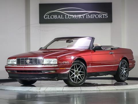 1993 Cadillac Allante for sale in Burr Ridge, IL
