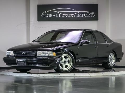 1996 Chevrolet Impala for sale in Burr Ridge, IL