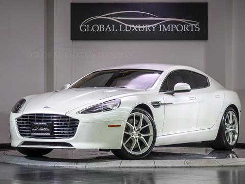 2014 Aston Martin Rapide S for sale in Burr Ridge, IL