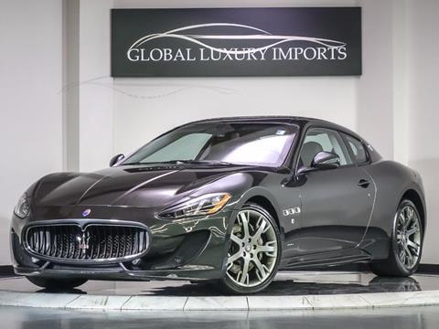 2013 Maserati GranTurismo for sale in Burr Ridge, IL