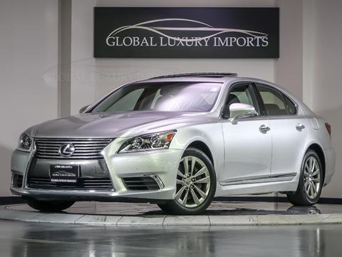2015 Lexus LS 460 for sale in Burr Ridge, IL