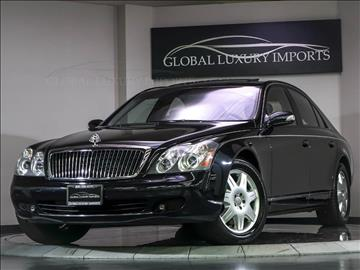 2005 Maybach 57 for sale in Burr Ridge, IL