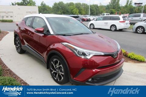 2018 Toyota C-HR for sale in Concord, NC
