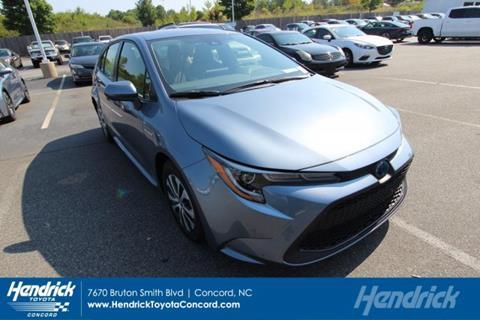 2020 Toyota Corolla Hybrid for sale in Concord, NC