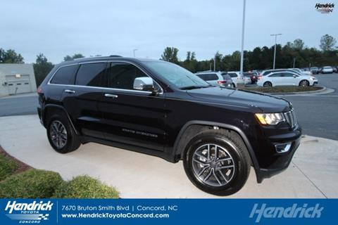 2019 Jeep Grand Cherokee for sale in Concord, NC