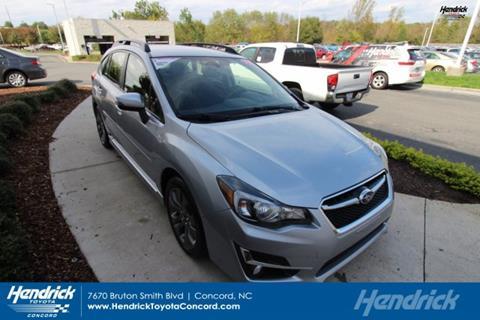2015 Subaru Impreza for sale in Concord, NC